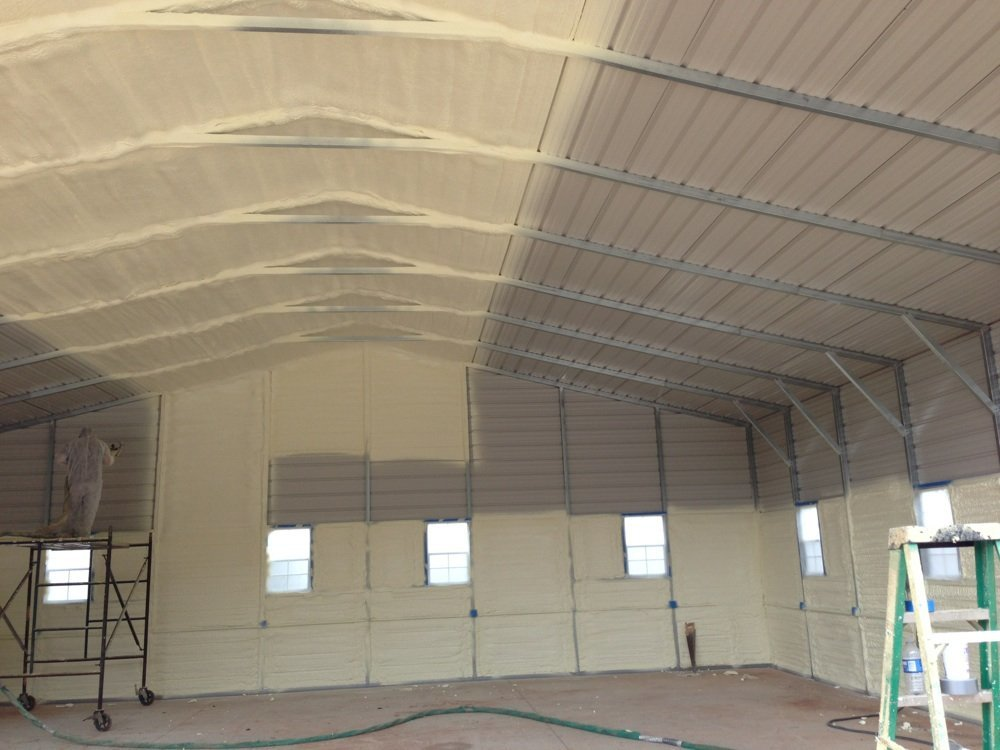 Spray Foam Insulation Amp Roofing Charlotte Nc