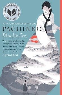 Panchinko by Min Jin Lee