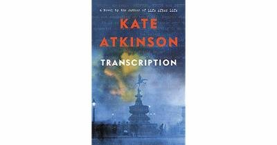 """Transcription"" by Kate Atkinson"