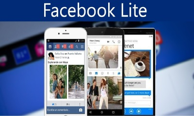 Create a great chat group with Facebook lite
