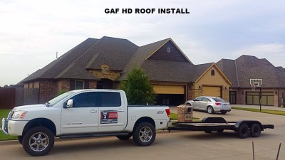 ROOF & REMODEL Project