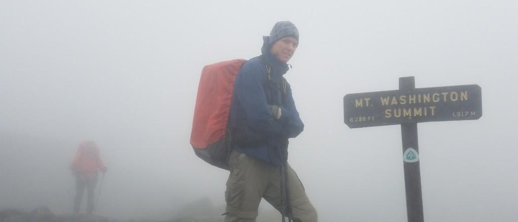 Day 93...Mt. Washington