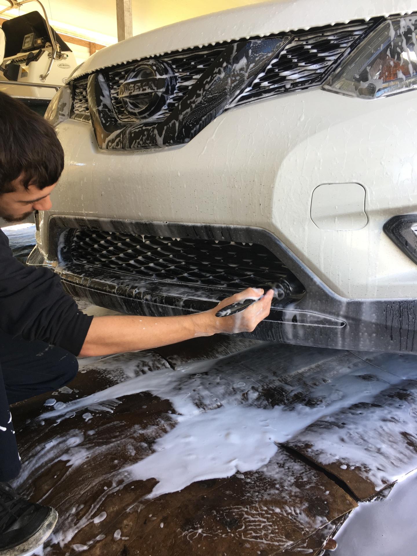 wash, paint decon and 6 month paint sealant