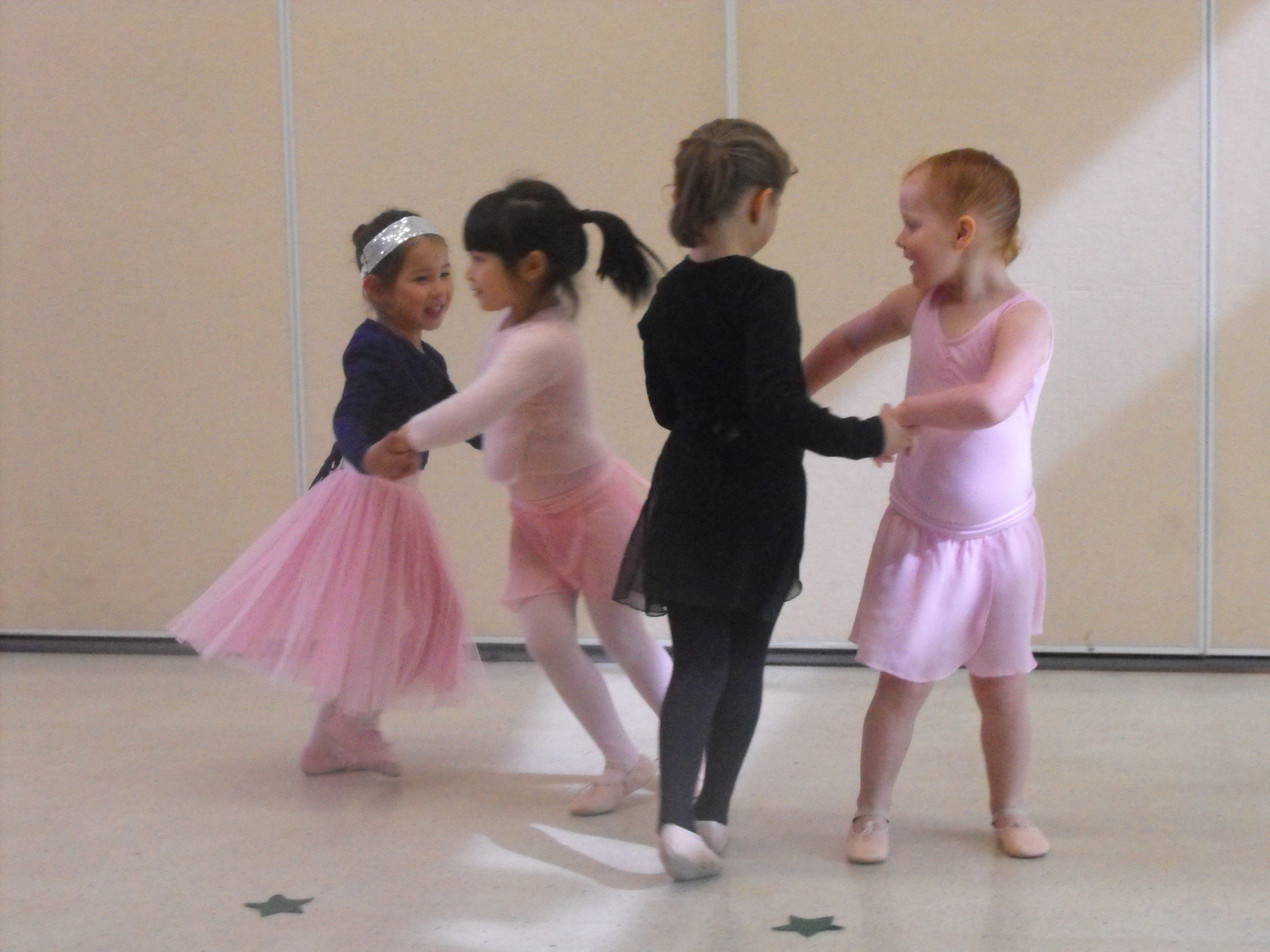 Dance Class With Friends