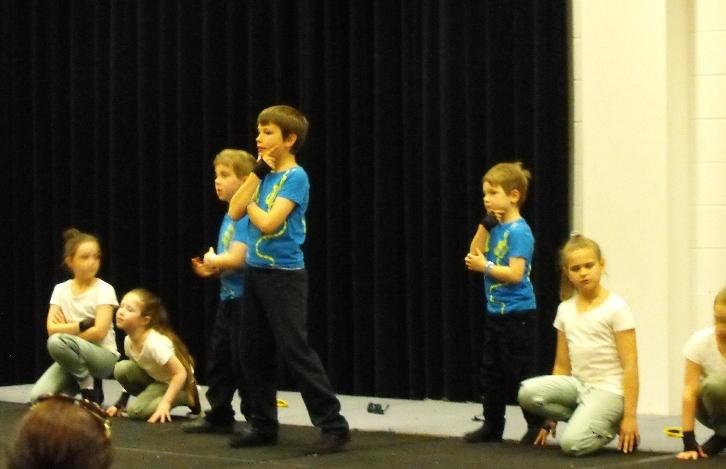 Kids Dance for Boys & Girls