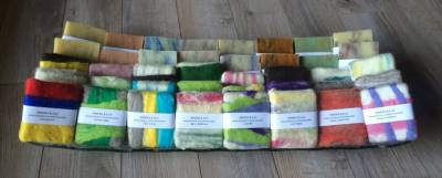 Hand Felted Soaps