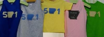AR Tees, Arkansas tees, state tees, Hand Applique Arkansas Tees, 501, home girl tees, home boy tees, tshirt, hand applique tshirt, felted tshirt