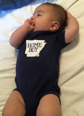Home Boy Onesie