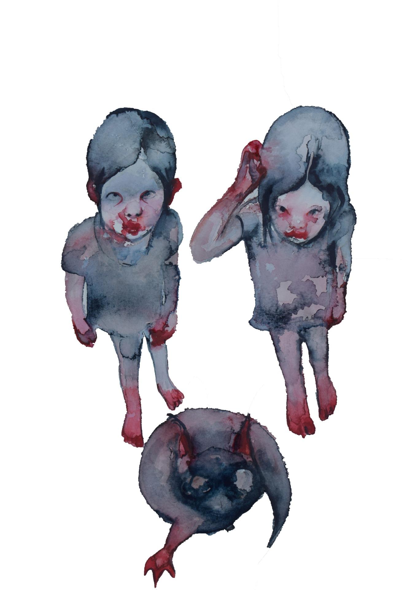 """Twins Terra"" $400"