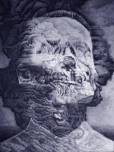 Smoking Tomb Head
