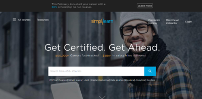 Simplilearn's Learning Platform Review