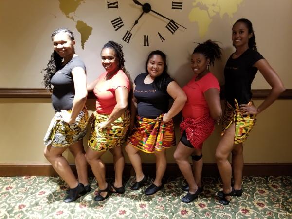 Mujeres de Fuego Dance Company