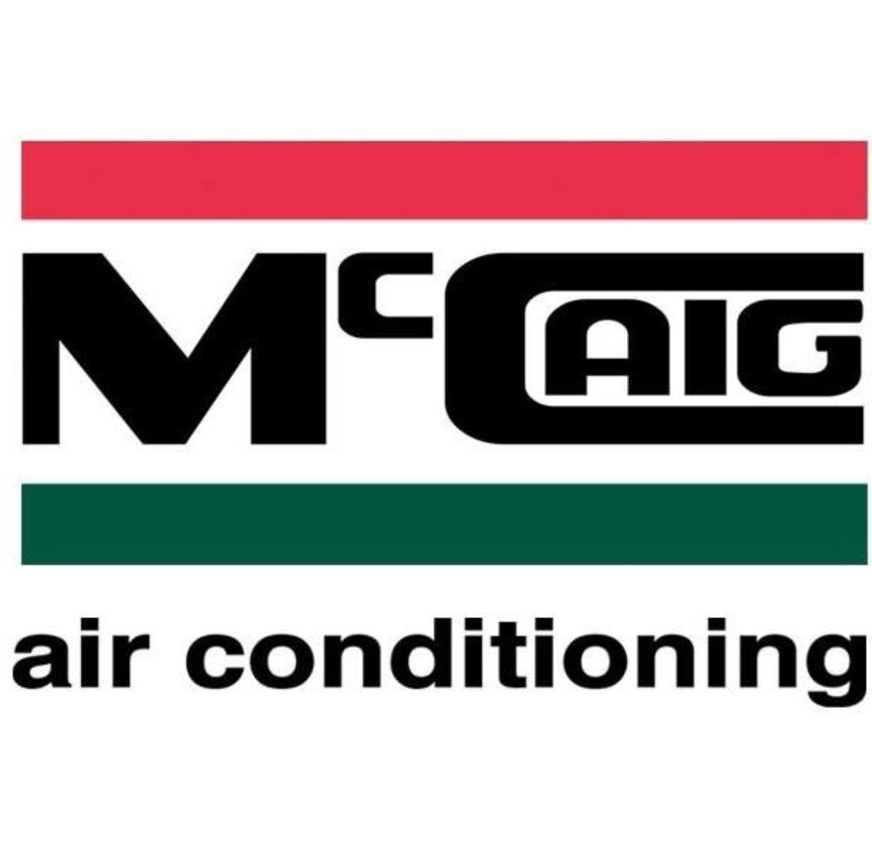 McCaig air conditioning