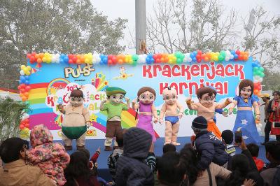10th edition of Krackerjack Karnival in Delhi