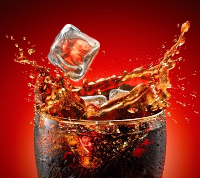 Coca Cola: Climbing the staircase, falling down and climbing again