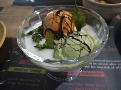 A Grill Company, Noida- Navratri special