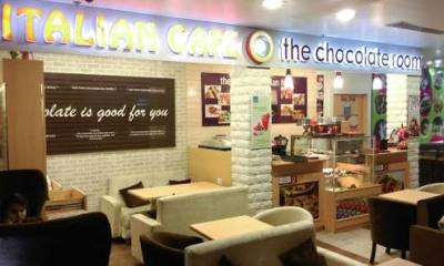 Live your chocolate love at  The Chocolate Room, Malviya Nagar