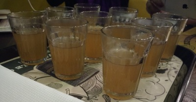 Experiment with chai at Chaayos
