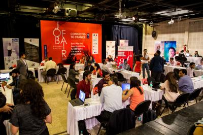 The Enterprises and Alumni Job Fair 2017
