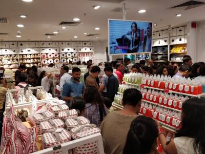 Japan's Miniso is in town and we are all excited!