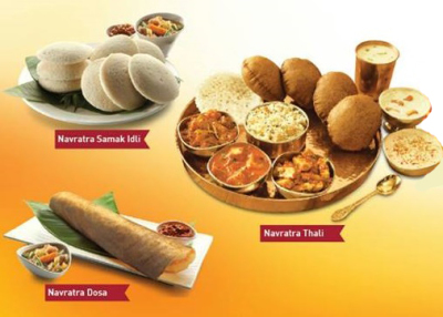 Places in Delhi serving special menu this Navratra