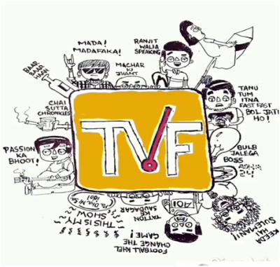 TVF, It's not on TV, it's on TVF