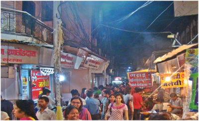 Sarafa Bazar- Let's explore the streets of Indore