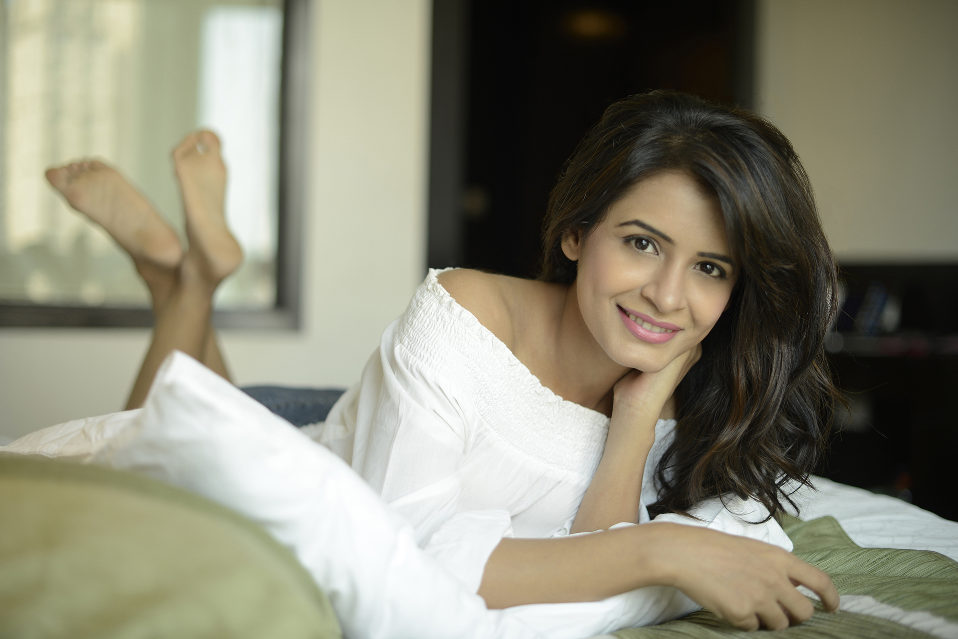 Perneet Chauhan gives us a sneak peek into her acting journey