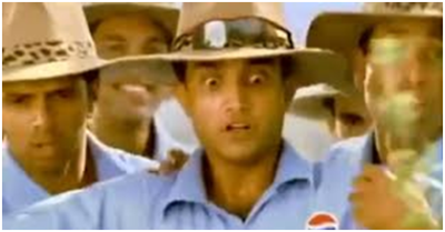 Yeh dil maange more – Pepsi Indian Cricket team ad