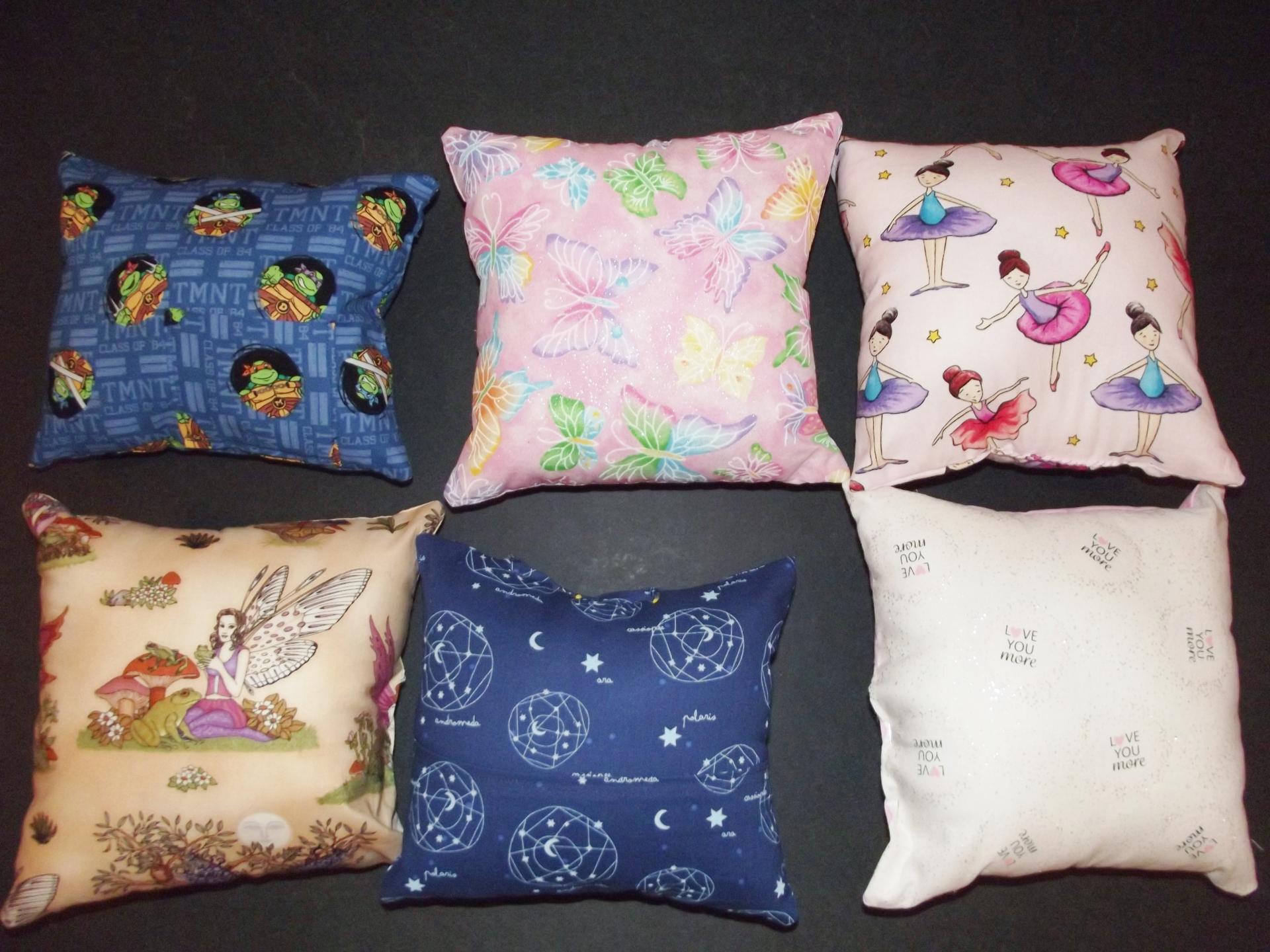 Treasure Pillows