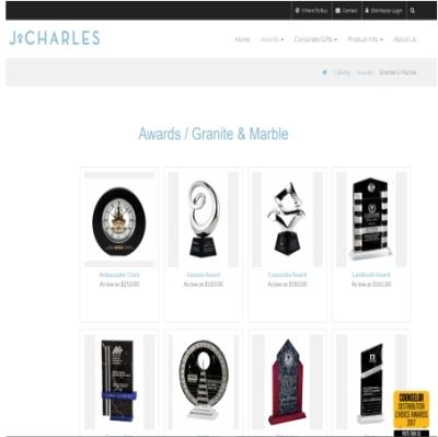 J Charles