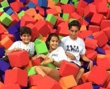 8/15 CSA Bounce Trampoline Sports
