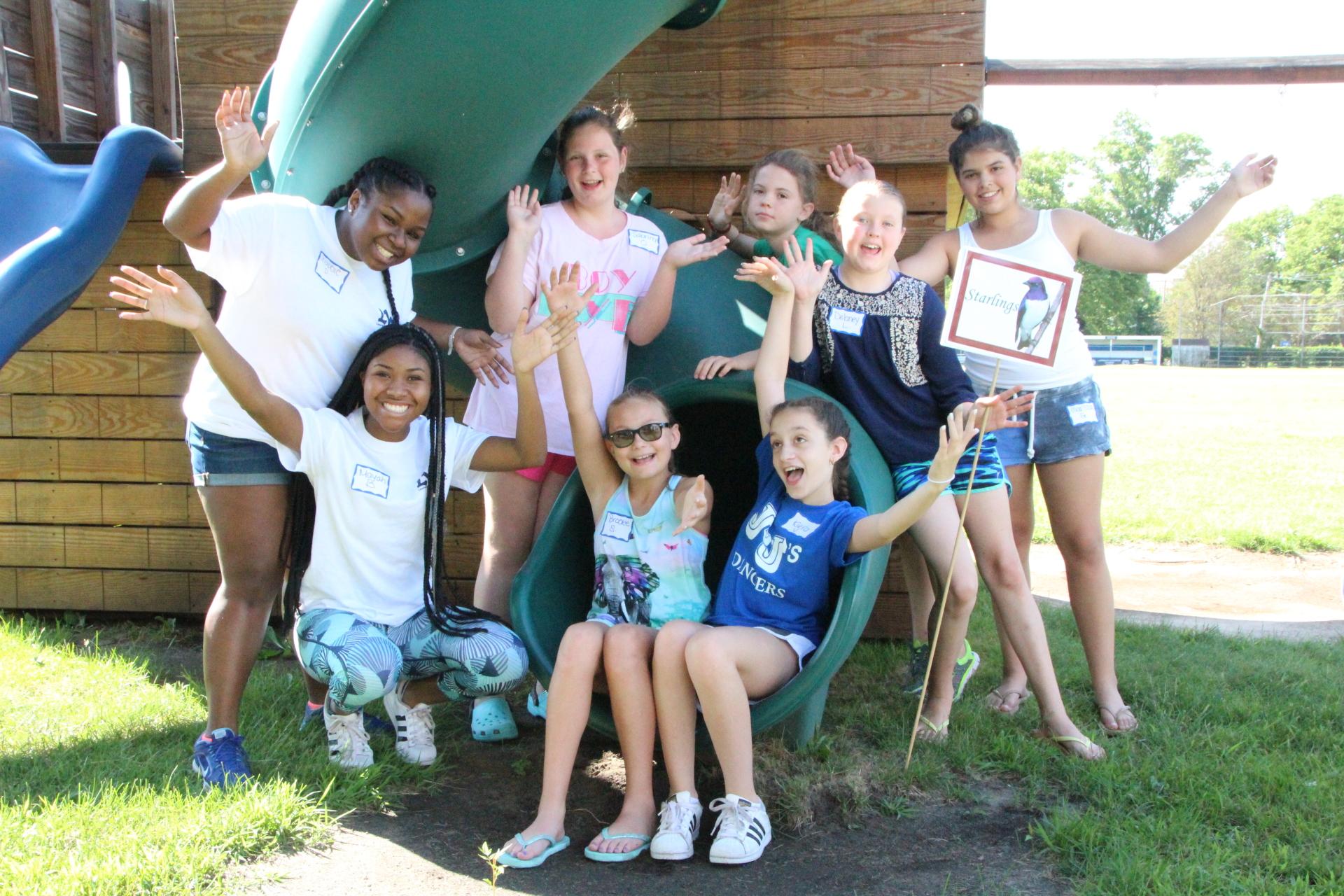 Upper Camp Girls' Division