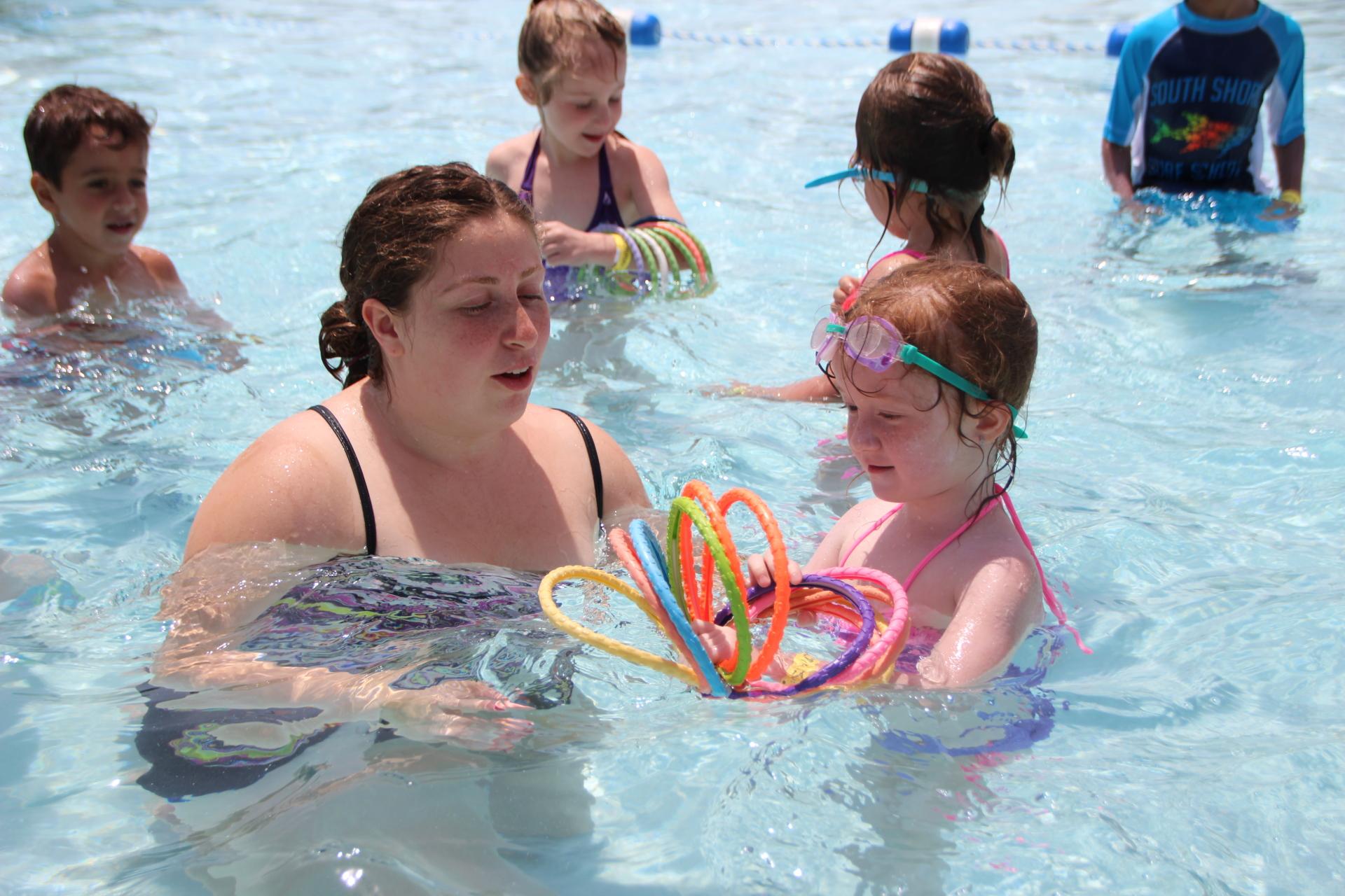 Instructional & Free Swim
