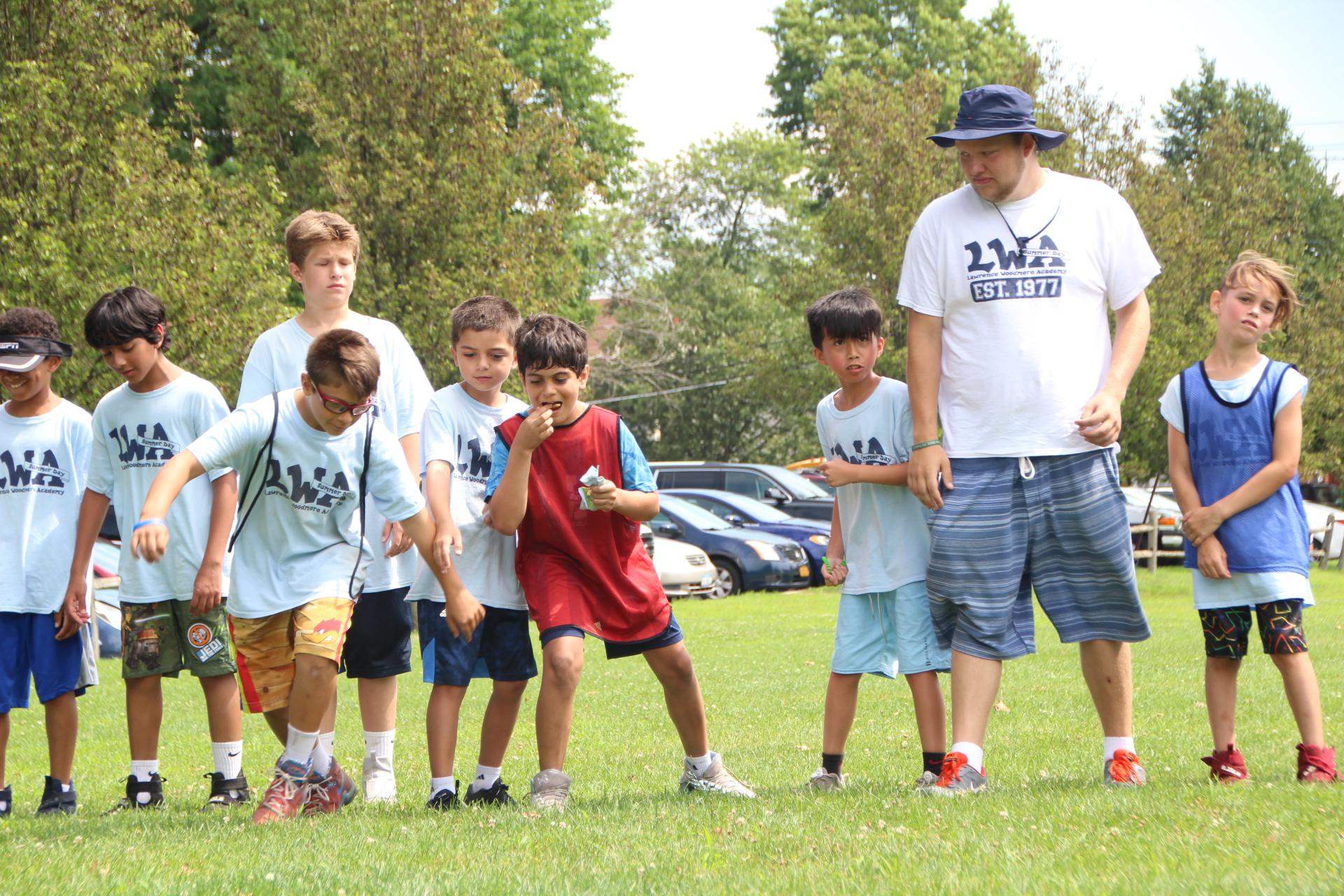 CSA Soccer Clinics