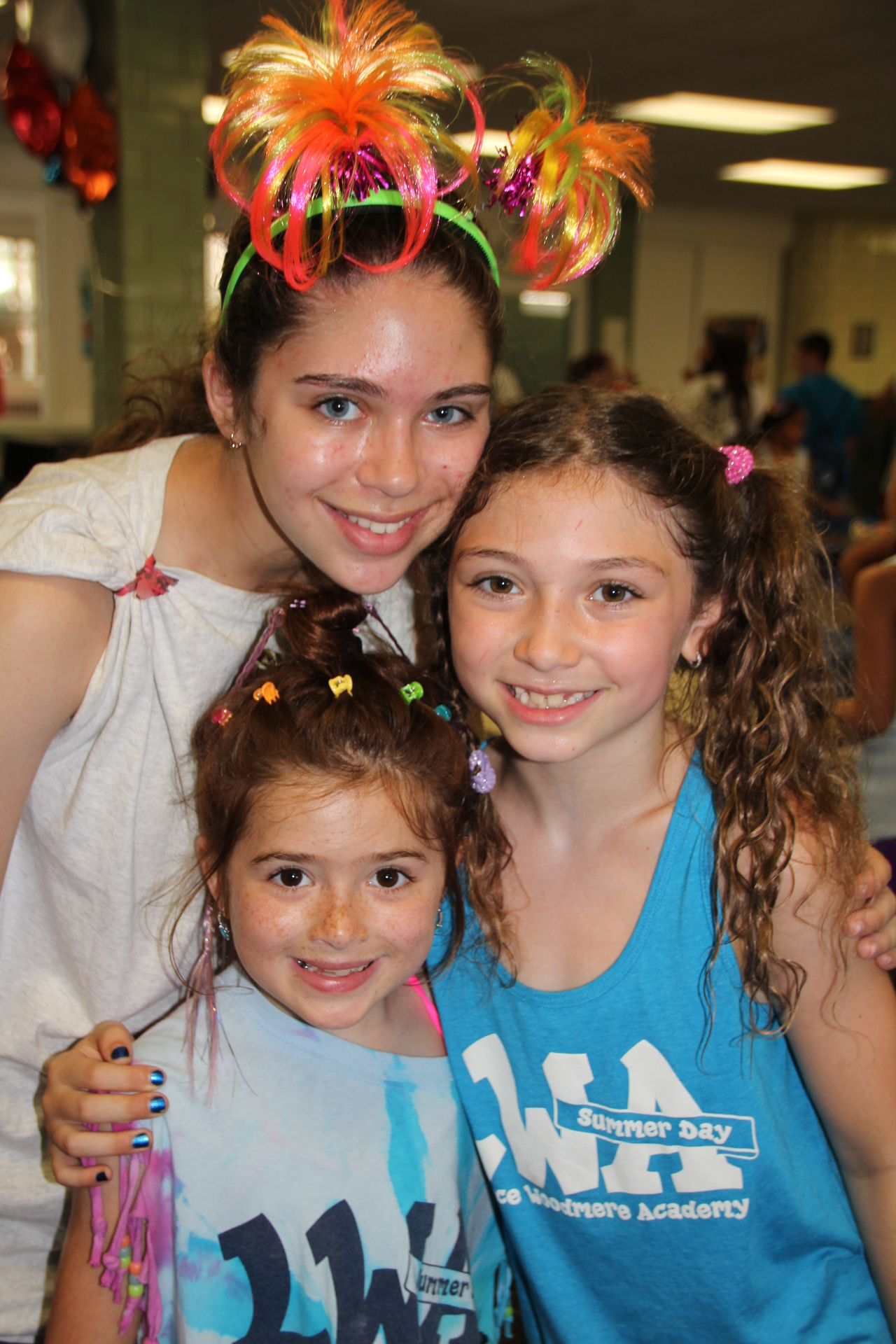 7 18 CITs Crazy Hair Day