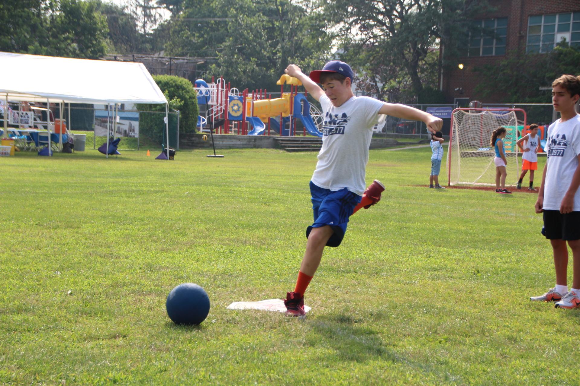 CIT Kickball