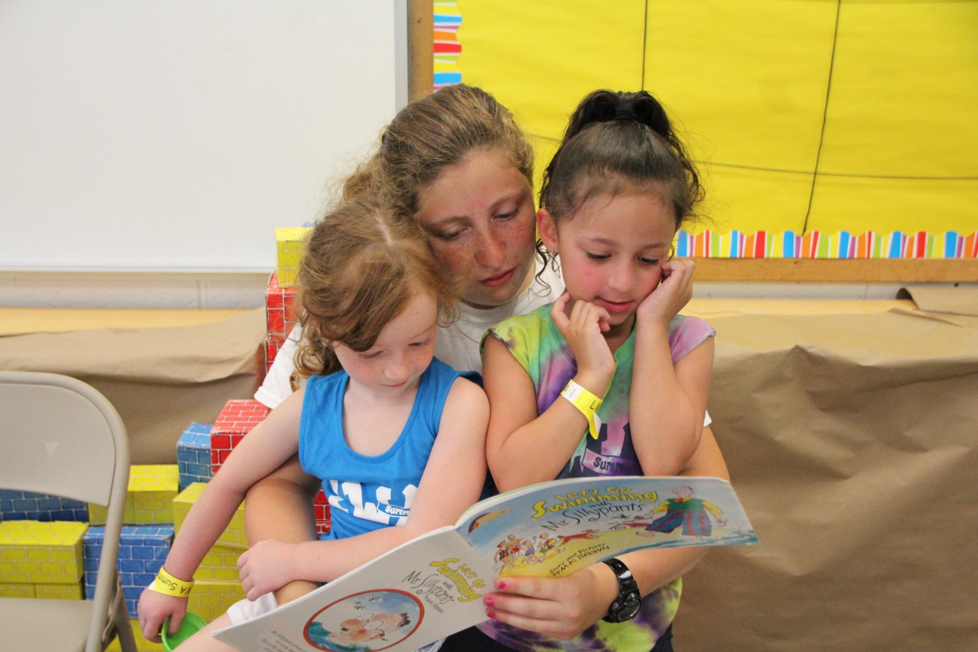 Nursery Story Time
