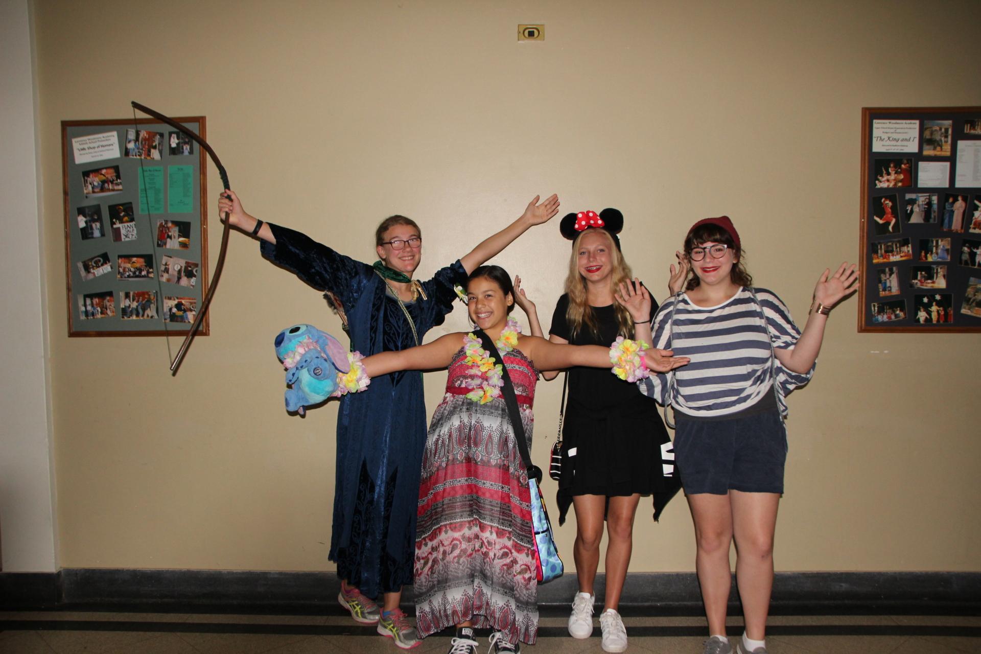 CIT Disney Day