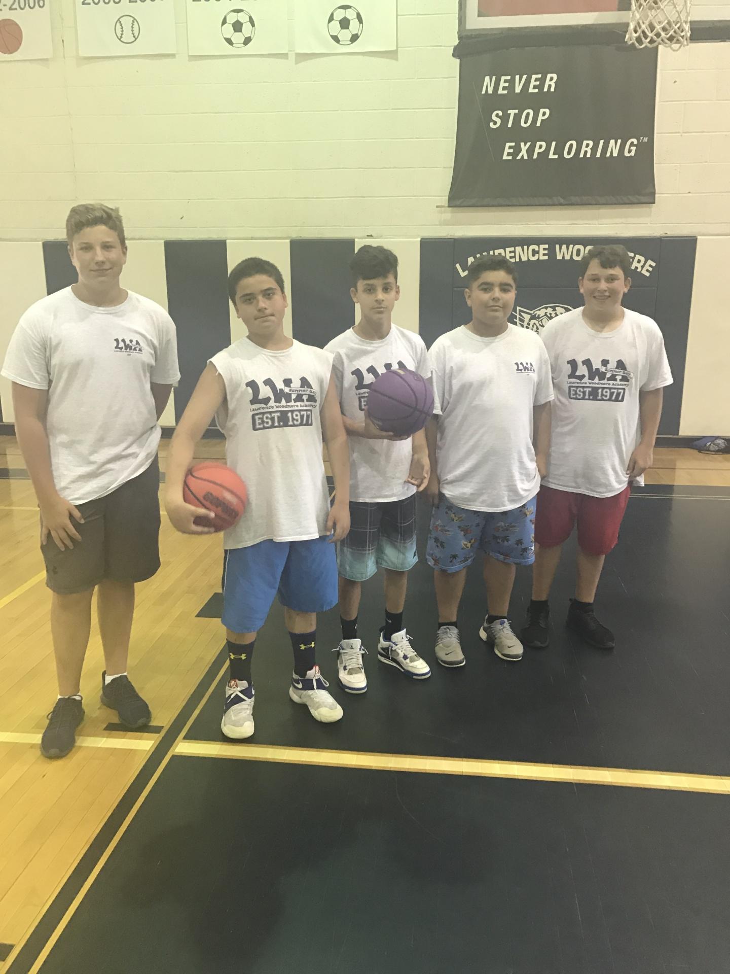 7 26 CITs Basketball Game