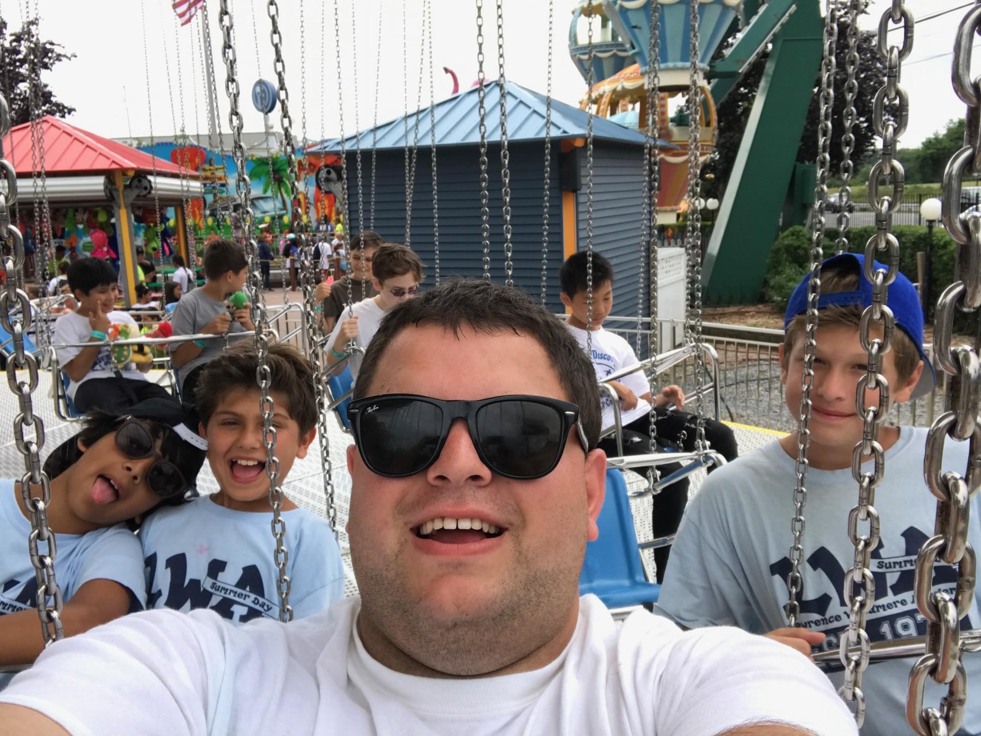 CCA and CSA Adventureland Trip