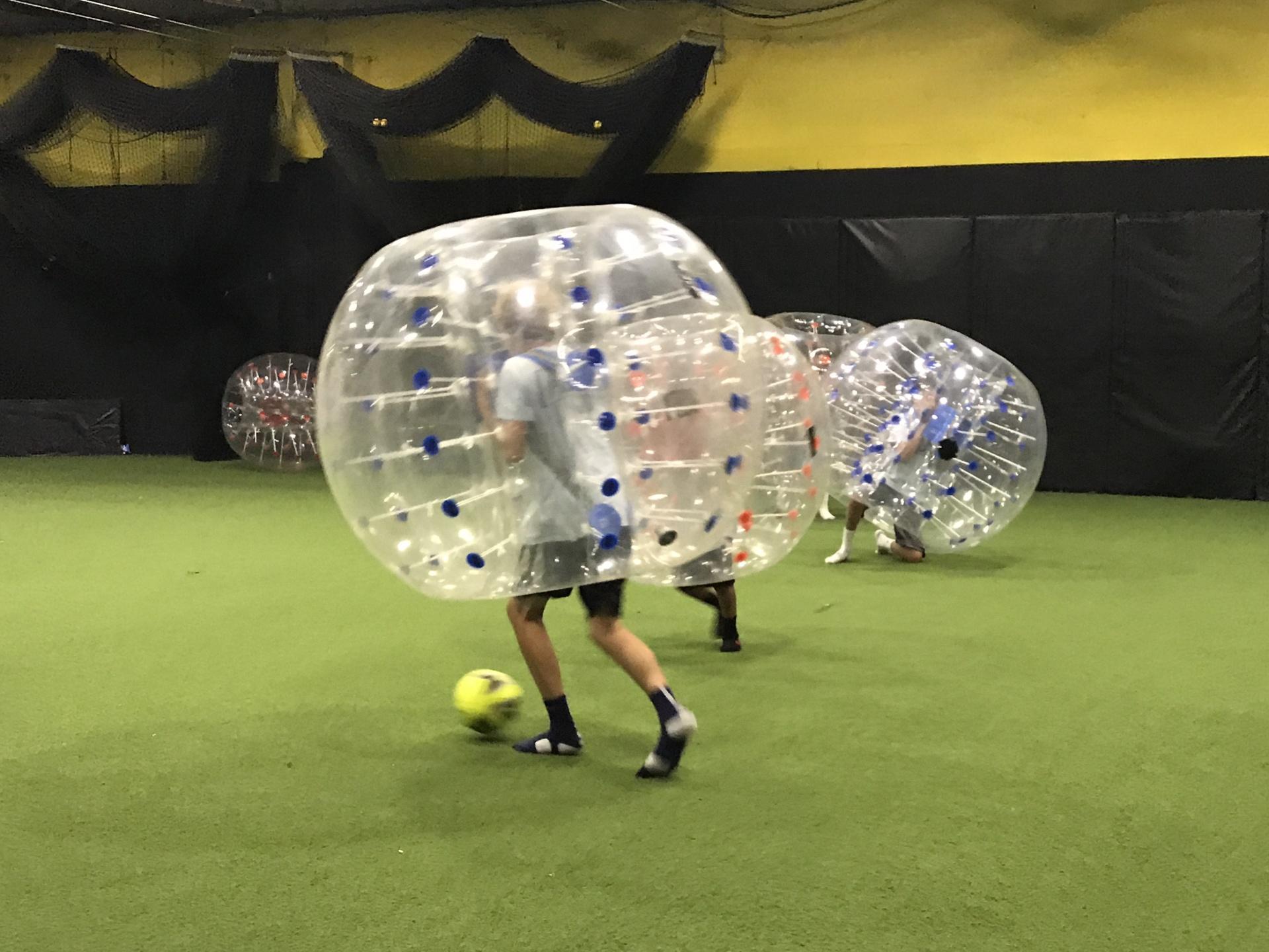 8 8 CSA Bubble Soccer