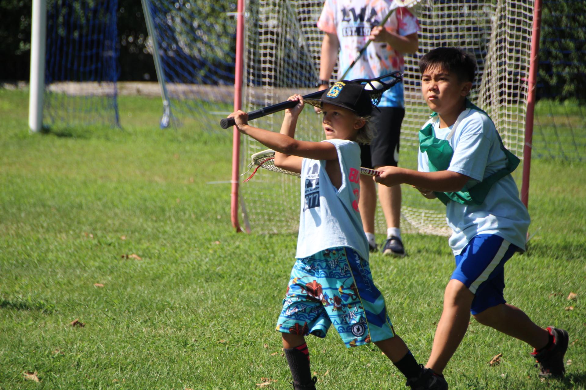 8 9 CSA Lacrosse Clinic