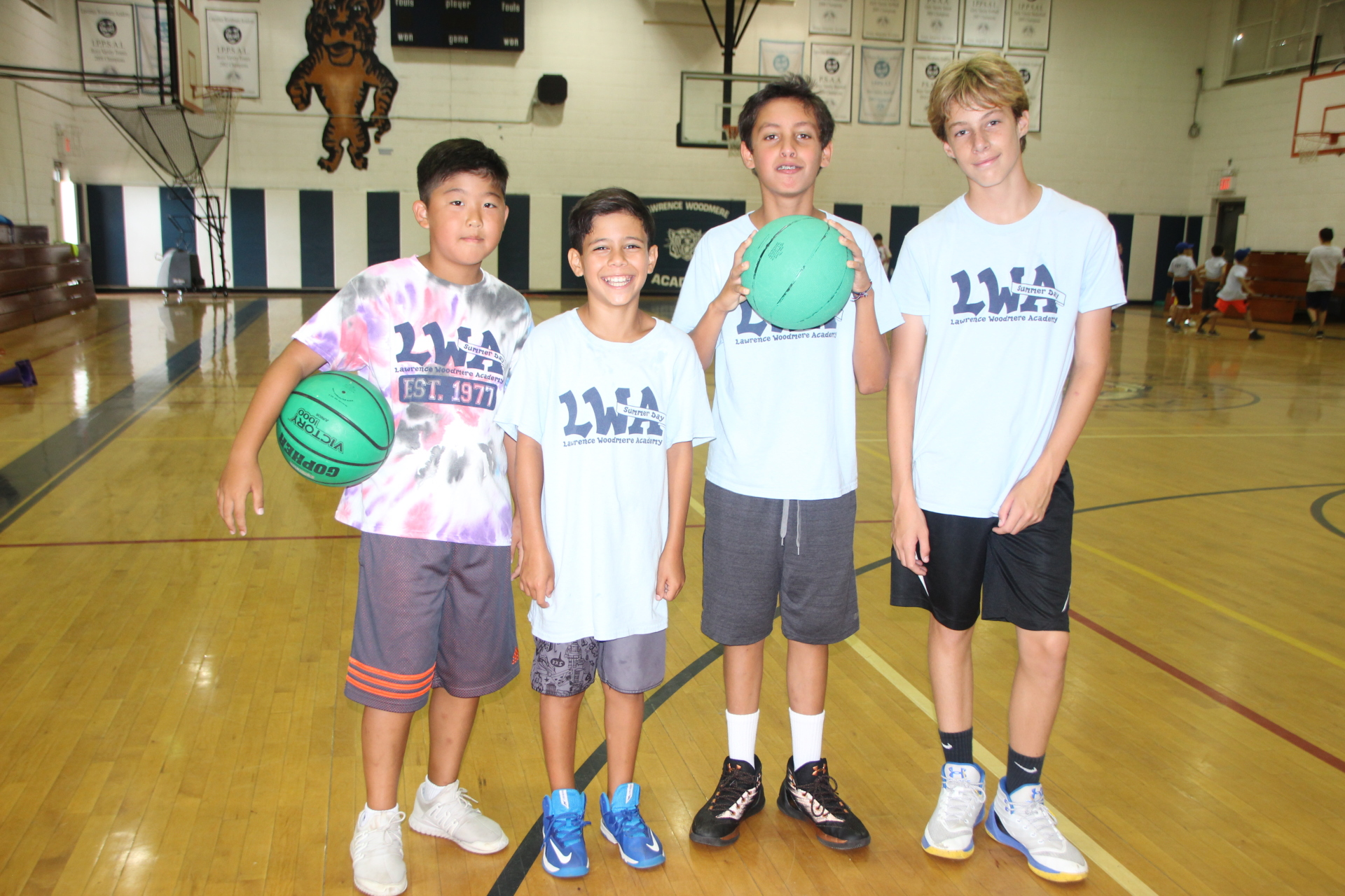8 14 CSA Basketball Clinic