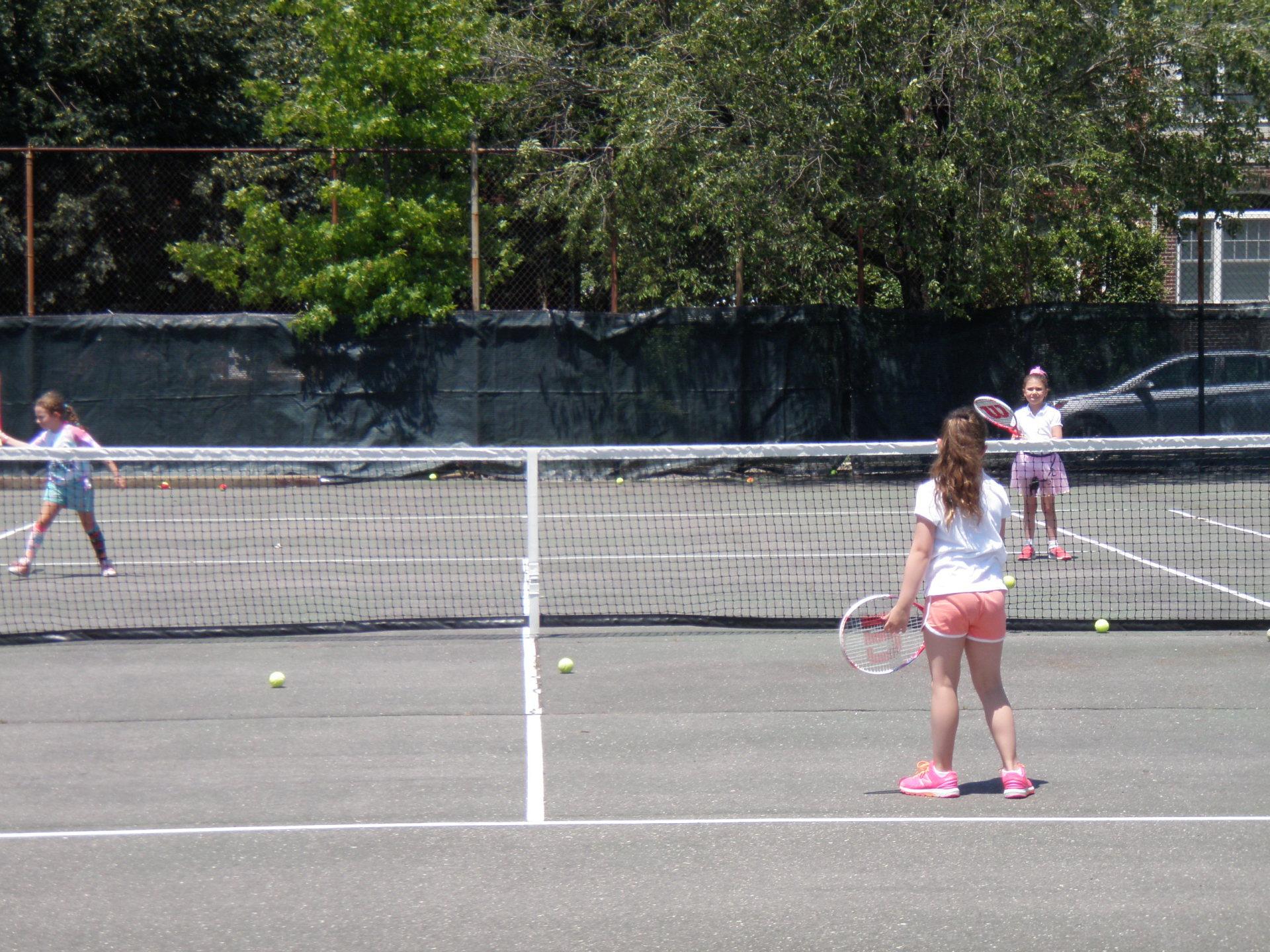 7 11 Tennis Update