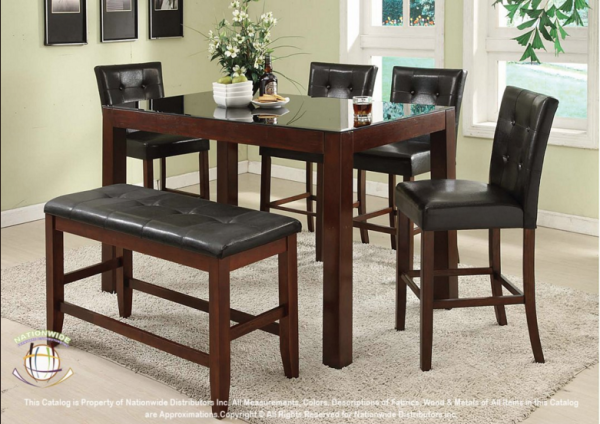 D389, 5pc.Set with bench = $799