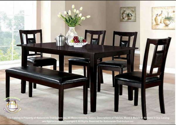 D509, 5pc.Set with bench = $399