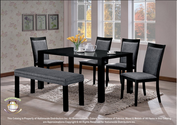 D519, 5pc.Set with bench = $499