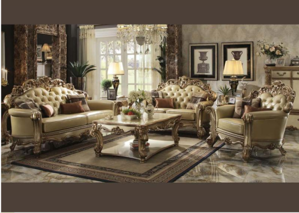 Vendome/Gold, 3pc.Set = $4999