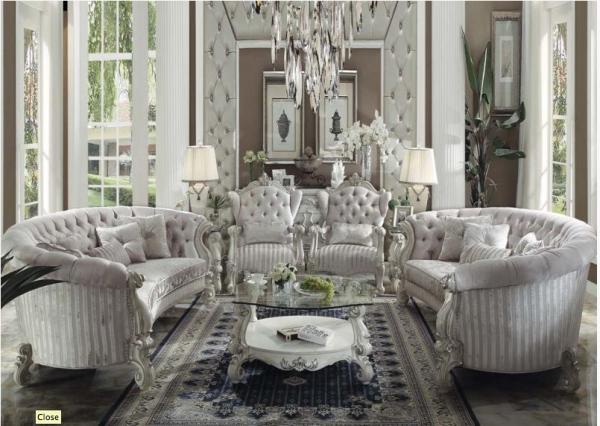 Versailles/Ivory, 4pc.Set = $4999